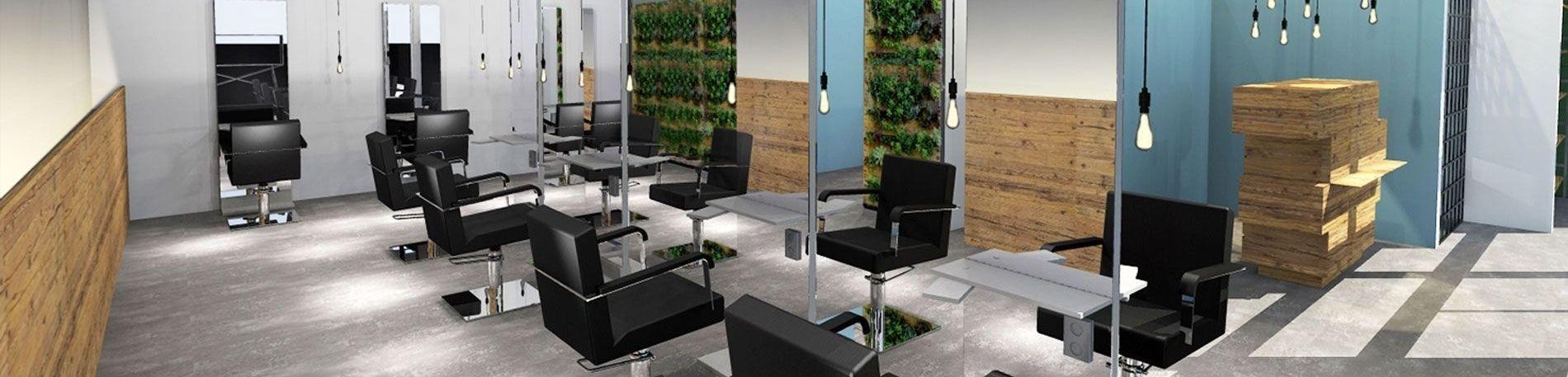 Planung Friseureinrichtung - Wie Ihr Friseursalon entsteht ...